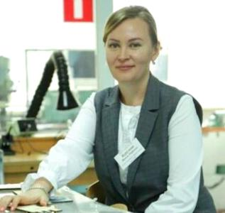Бурулёва Ирина Рифовна